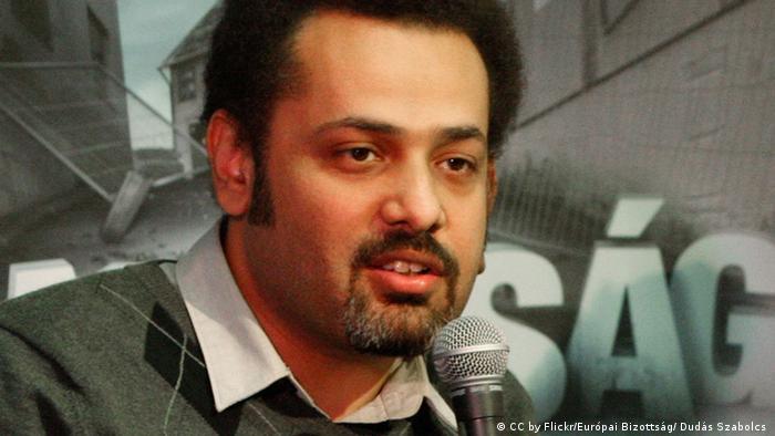 Ägypten - Blogger Wael Abbas