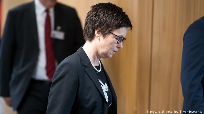Deutschland - Bamf-Chefin Jutta Cordt