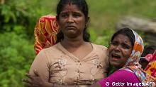 Myanmar - Hinduistische Dorfbewohner massakriert in Rakhine