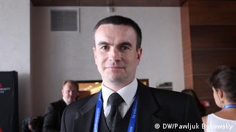 Денис Мельянцов, координатор программы Внешняя политика Беларуси Совета по международным отношениям Минский диалог