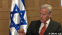 Michael Oren, Israeli Deputy Minister for Public Diplomacy Copyright: DW/M. Gak
