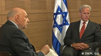 Israel Michael Oren, stellvertretender Minister für öffentliche Diplomatie