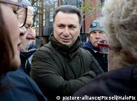 Нікола Груєвський заявив, що перебуває в Будапешті