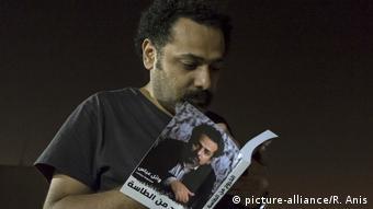 Ägypten: Blogger und Journalist Wael Abbas wurde verhaftet