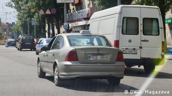 Авто на єврономерах в Україні нелегальні й так. Таксі на них - нелегальні двічі