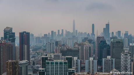 صورة من شينزين بالصين