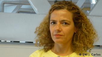 Portugal Lissabon | Joana Gorjão Henriques, Journalistin
