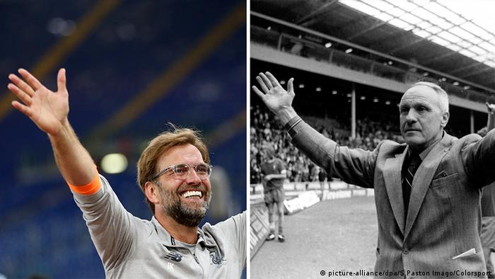 Klopp ve Shankly