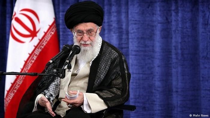 Iran Ali Khamenei, the supreme leader of Iran