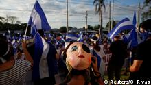 Nicaragua   Proteste gegen Ortegas Regierung