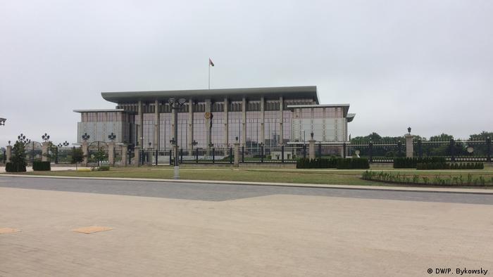 Минск, дворец Независимости