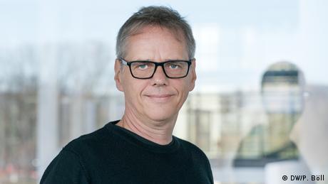 Matthias Kopp DW Akademie Lateinamerika (DW/P. Böll)