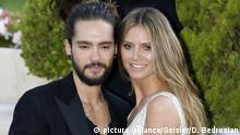 Cannes Heidi Klum und Kaulitz