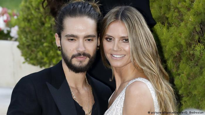 Heidi Klum Gets Engaged To Musician Tom Kaulitz News Dw 24 12 2018
