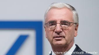 Deutsche Bank - Paul Achleitner