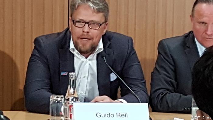 Guido Reil (DW/J. Chase)