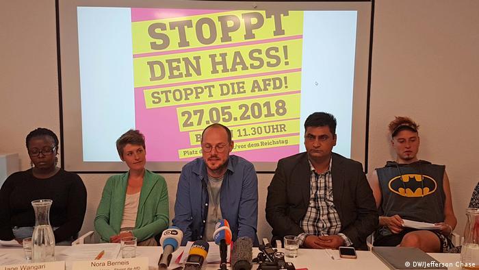 Protivnici AfD se pažljivo pripremaju za proteste