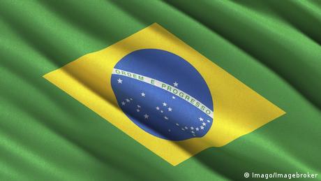 Flagge Brasilien (Imago/Imagebroker)