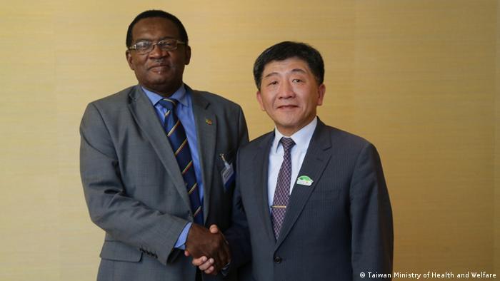 Schweiz Geneva - Weltgesundheitsorganisation (Taiwan Ministry of Health and Welfare)