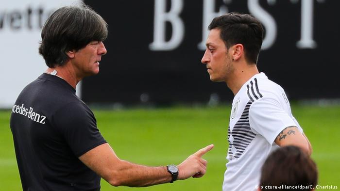 Trainingslager Nationalmannschaft in Südtirol | Löw & Özil