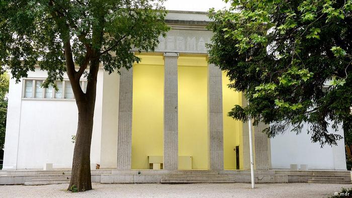 Italien Venedig - Deutsche Pavillon Biennale 2018