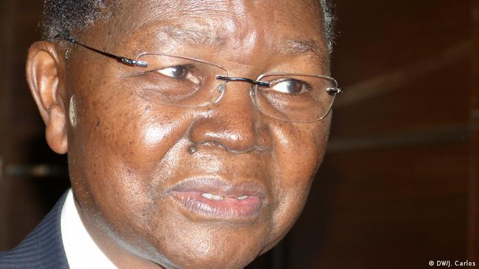 Paulo Tchipilica, ex-provedor de Justiça e ex-ministro da Justiça de Angola