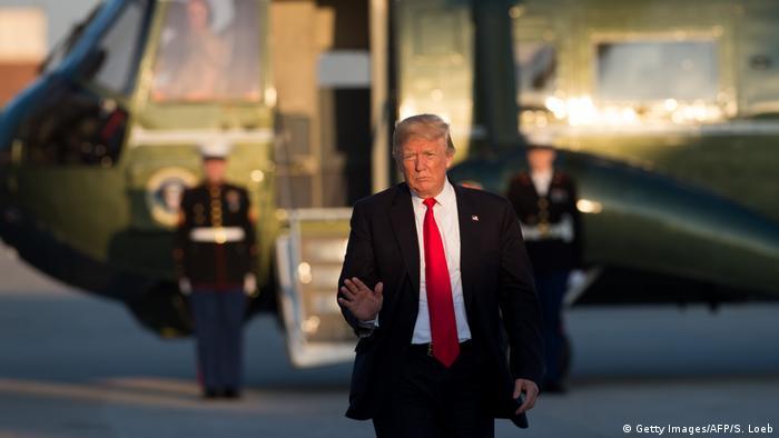 ESTADOS UNIDOS: Donald Trump y Corea del Norte: cancelaci�n sin sorpresa