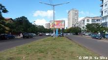 Mosambik - Avenida Mao Tse Tung
