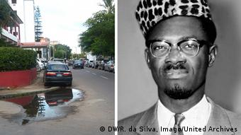 Avenue Patrice Lumumba à Maputo l Au Mozambique, Patrice Lumumba a une avenue en son nom.