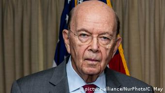 Wilbur Ross US-Handelsminister (picture-alliance/NurPhoto/C. May)