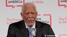 Morgan Freeman PEN America Gala