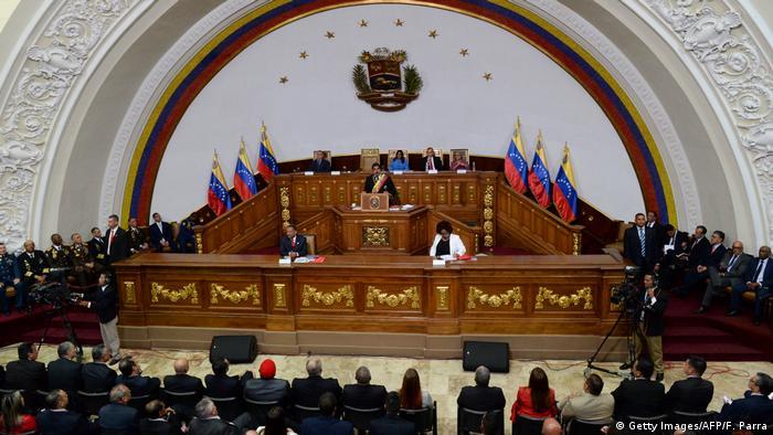 Venezuela Vereidigung Präsident Maduro