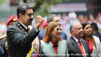 «Ο Μαδούρο έχει δίκιο» εκτιμά ο υπ. Εξωτερικών της Βενεζουέλας