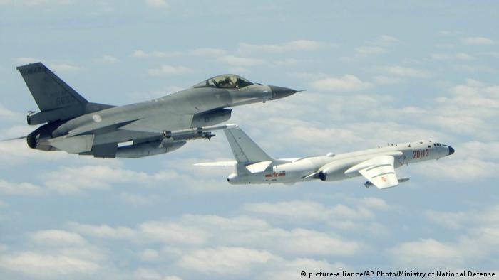 Taiwan Kampfjet