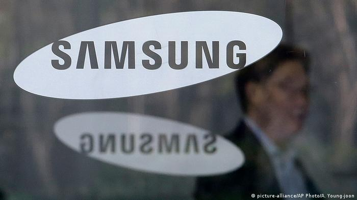 Samsung Symbolbild (picture-alliance/AP Photo/A. Young-joon)