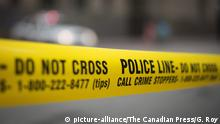 02.05.2017 THE CANADIAN PRESS 2017-05-02. Police tape is shown in Toronto Tuesday, May 2, 2017. The Justice Department is asking Canadians to think beyond their preconceived notions about crimes - and the people who commit them - as the Liberal government readies long-promised reforms to the criminal justice system.THE CANADIAN PRESS/Graeme Roy URN:34406559 |