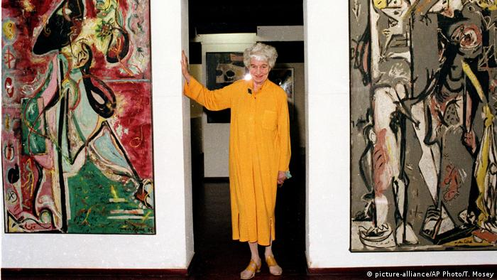 Italien Venedig Peggy Guggenheim (picture-alliance/AP Photo/T. Mosey)
