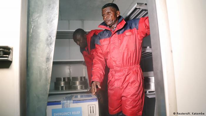 DR Kongo Ebola Ausbruch