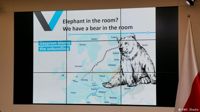 Андрій Коболєв порівняв Газпром із задоволеним і нагодованим ведмедем
