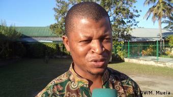 Mosambik: Ricardo Rabo, sozialer Aktivist