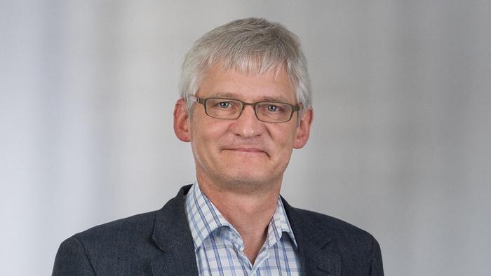 Stefan Nestler, periodista deportivo de DW.