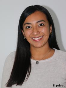 Viviana Garcia Pinzon, wissenschaftliche Mitarbeiterin und Doktorandin am German Institute of Global and Area Studies (GIGA), Hamburg (privat)