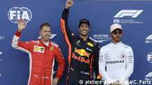 Motorsport: Grand Prix von Monaco, Qualifyingsession: Daniel Ricciardo (picture-alliance/dpa/C. Paris)