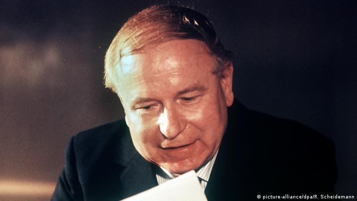 Wolfgang Koeppen, Schriftsteller 1971