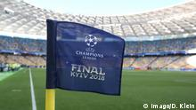Ukraine, Kiew: Fußball: Champions League: Real Madrid - FC Liverpool