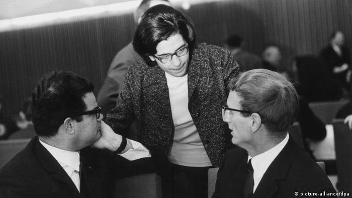 DDR Christa Wolf & Konrad Wolf & Hermann Kant