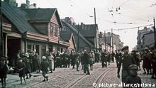 Zweiter Weltkrieg Ghetto Lodz - Ghetto Litzmannstadt