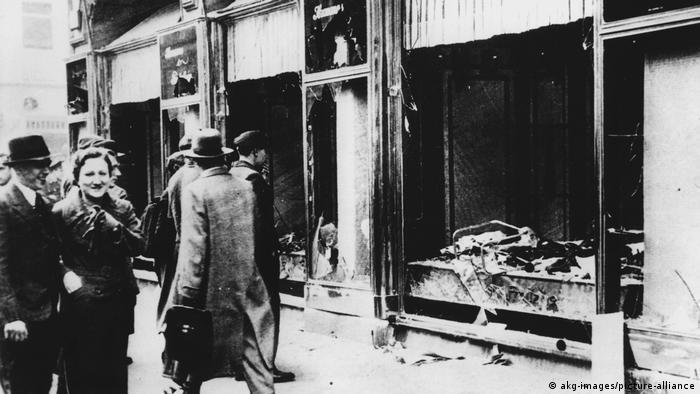 Berlin Nationalsozialismus Reichspogromnacht November1938