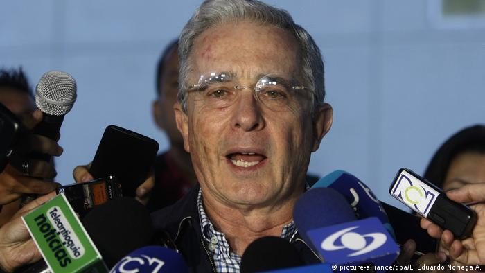 Kolumbien - Alvaro Uribe