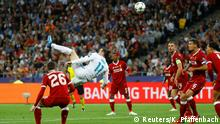 Champions League Final - Real Madrid v Liverpool - Torschuss 2:1